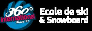 Ecole de ski 360 international - Réservation en ligne